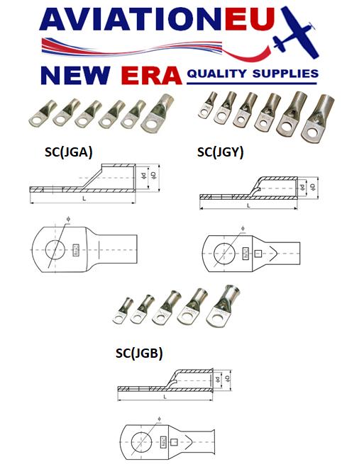 AVEUNE SC Screw Battery Terminals