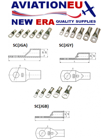 AVEUNE SC Screw Battery Terminals