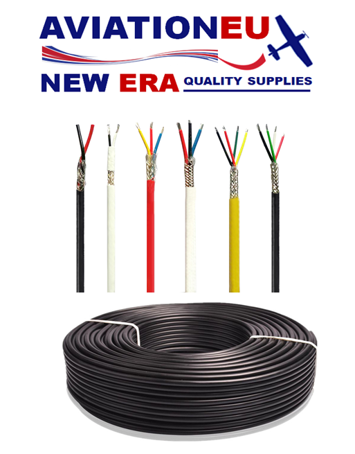AVEUNE M22759/11PTFE Silicone Waterproof Shielded Cable