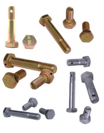 AN-NASM Series Steel Hex Head Machine Bolts