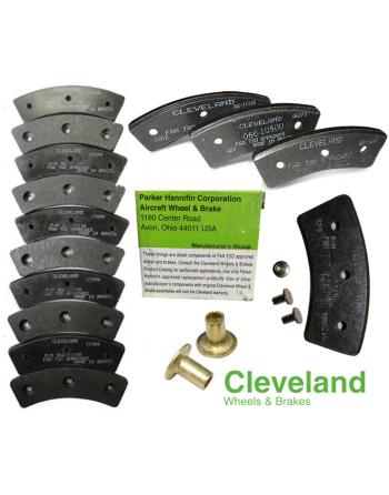 CLEVELAND Brake Linings