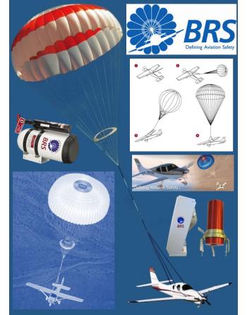 BRS AEROSPACE BRS Parachute System