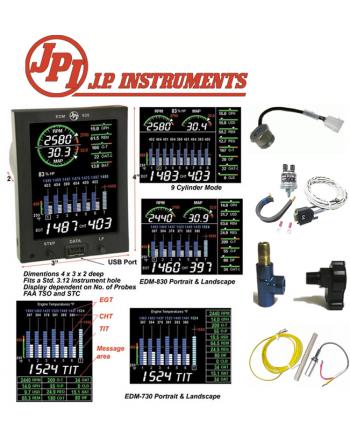 JPI EDM 730/830