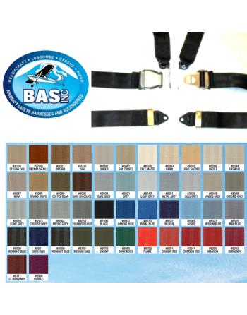 BAS Rear Seat Belts