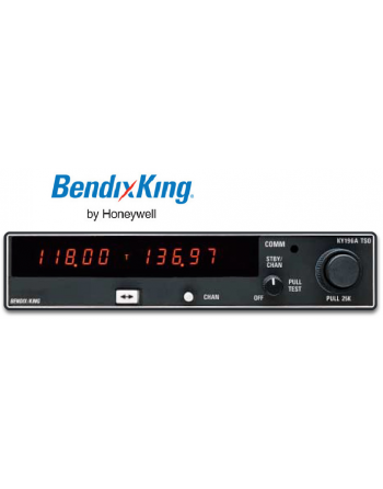 Bendix King KY196-197A COMM