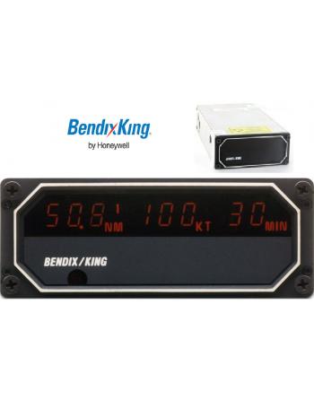Bendix King KDI-574 DME Display