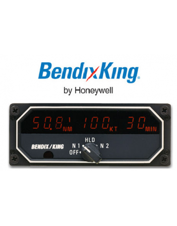 Bendix King KDI-572 DME Display