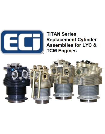 ECI TITAN Cylinder Assemblies