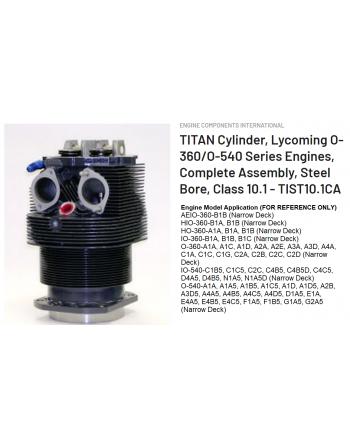 TIST10_1CA TITAN Cylinder Applications