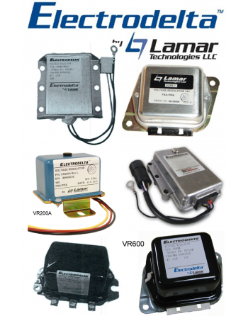 LAMAR ELECTRODELTA Voltage Regulators