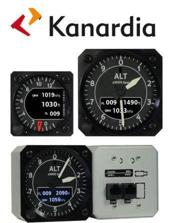 KANARDIA INDU Altimeters