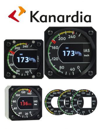 KANARDIA INDU Air Speed Indicator
