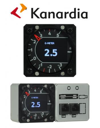 KANARDIA INDU G-Meter Indicator