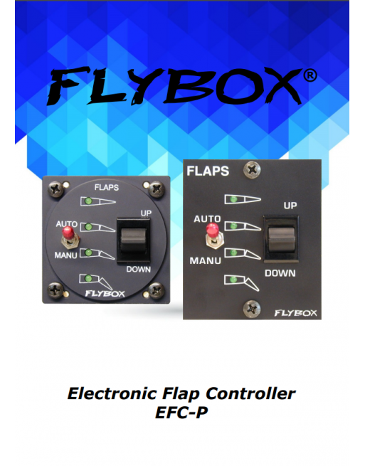 FLYBOX EFC-P Electronic Flap Controller