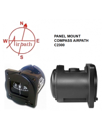 C2300 AIRPATH Panel Mount Compass