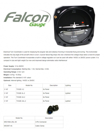 FALCON Electrical Turn...
