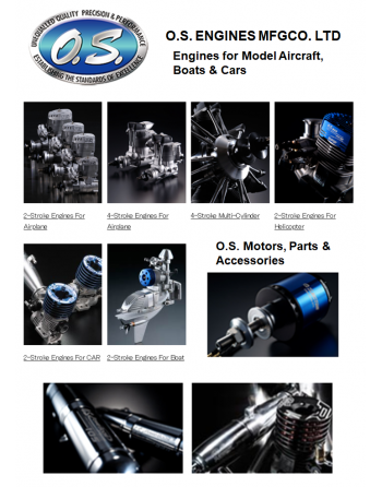 OS Engines Product Line