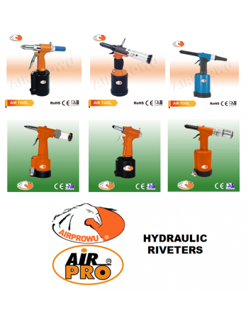 AIRPROWU Hydraulic Riveters
