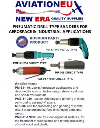 AVEUNE Pneumatic Drill Type Sanders