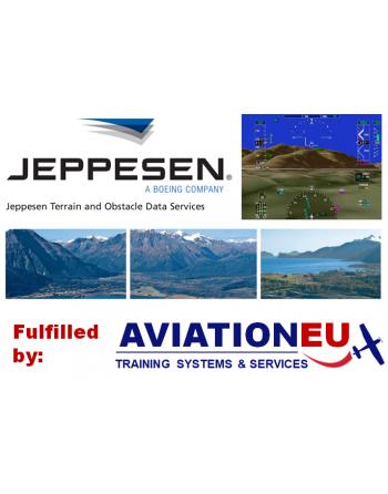JEPPESEN Terrain Obstacle Data Services
