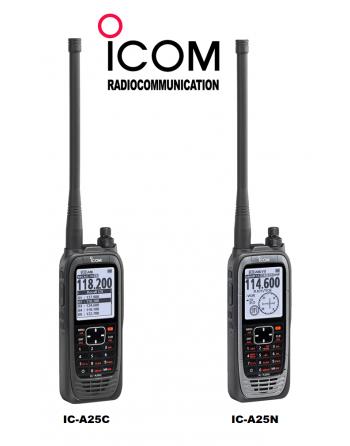 ICOM A25 Series Handheld Transceivers