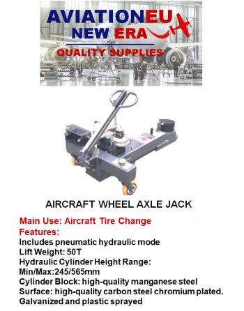AVIATIONEU NEW ERA Aircraft Wheel Axle Jack