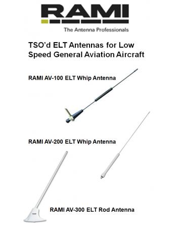 RAMI ELT Antennas
