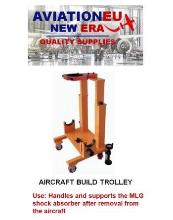 AVIATIONEU NEW ERA Aircraft Build Trolley