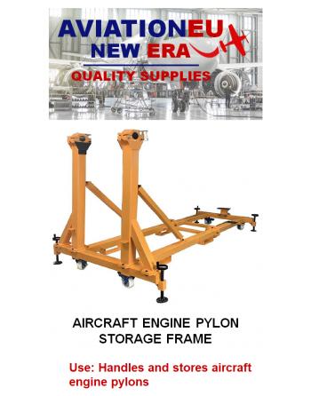 AVIATIONEU NEW ERA Aircraft Pylon Storage Frame