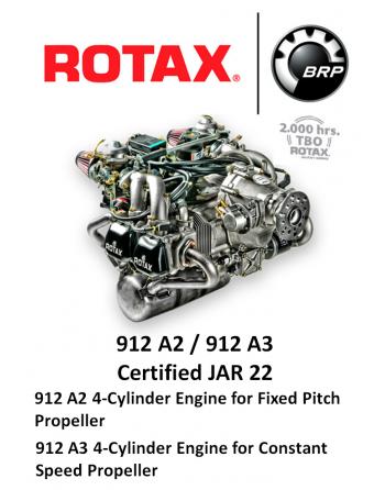 ROTAX 912 A Series Four...