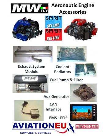 MWFly SPIRIT Engine Accessories
