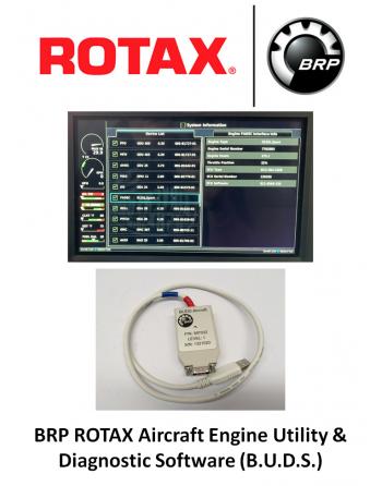 BRP Utility and Diagnostic Software (B.U.D.S.)