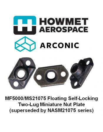 HOWMET ARCONIC MF5000-MS21075 Nut Plate