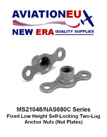 AVIATIONEU NEW ERA MS21048 Anchor Nut