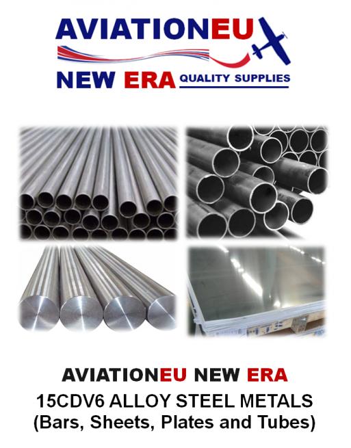 AVIATIONEU NEW ERA 15CDV6 Alloy Steel Products