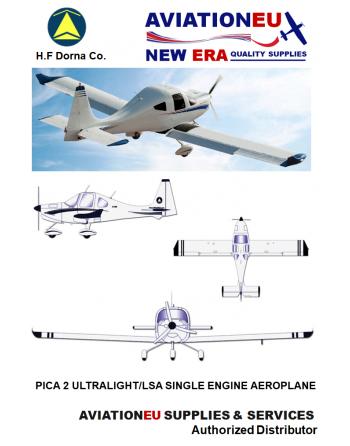 AVIATIONEU NEW ERA Pica 2 UL/LSA Aeroplane