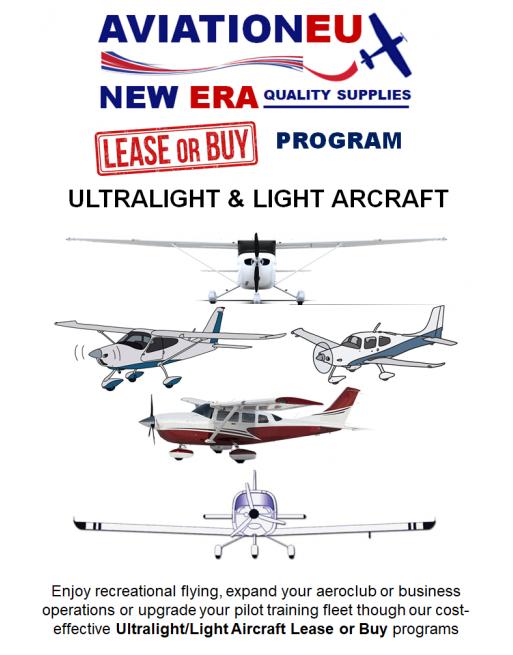 AVIATIONEU NEW ERA Aircraft Lease Buy Services