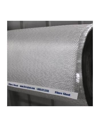 10 oz (Style 7500) Plain Weave Fiberglass Fabric