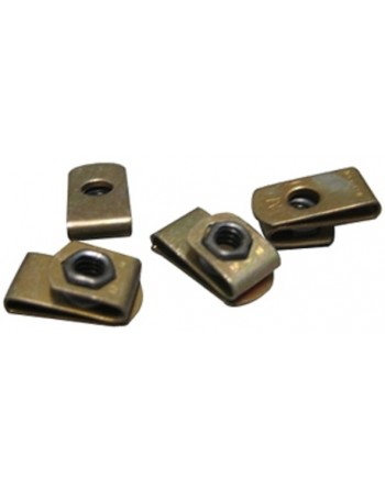 TWO NUTPLATES FLOATING SELF-LOCK P//N NAS1473A08
