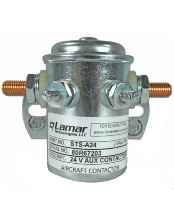 SKY-TEC STS-A Auxiliary Power Solenoid