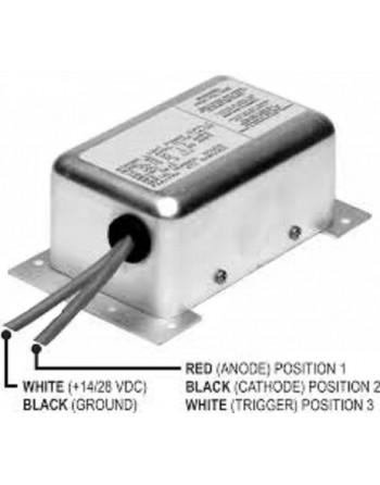 WHELEN A490TCF/A490TCCF Power Supply