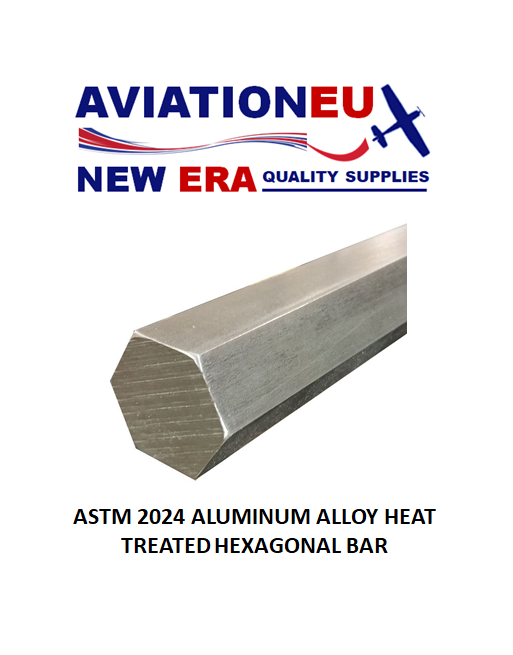 AVEUNE AL2024 T Temper Hexagonal Bar