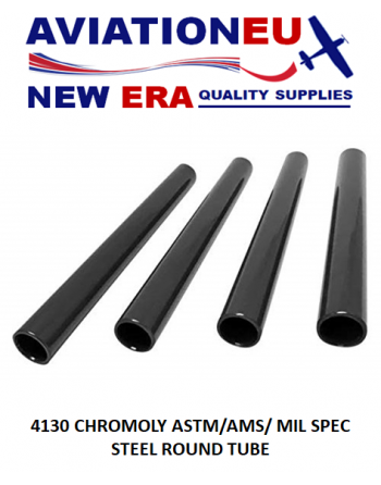 AVIEUNE 4130 Chromemoly Steel Round Tube