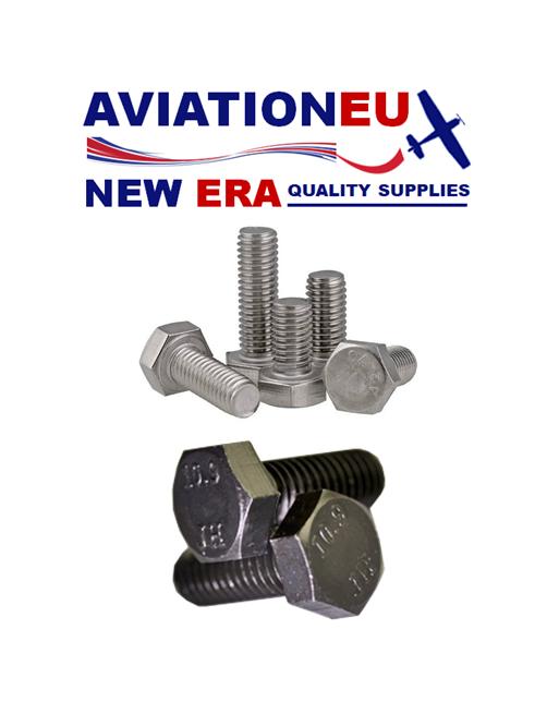 AVEUNE ASTMA324 Grade 10.9 Series Carbon Steel Hex Bolt