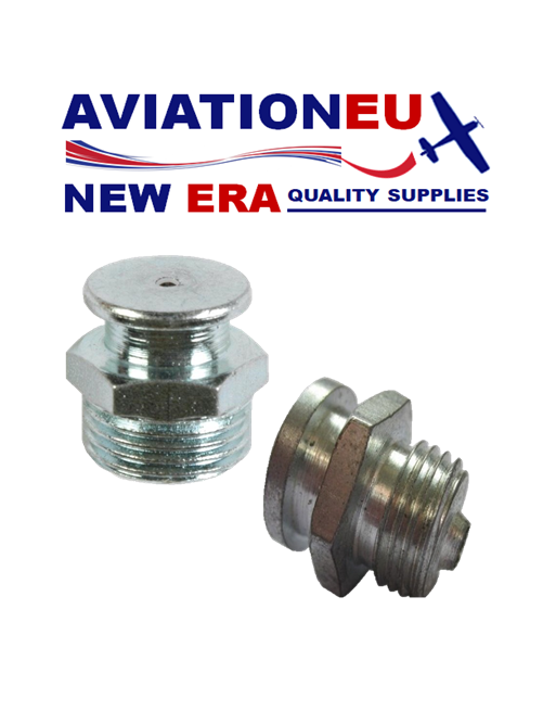 AVEUNE DIN DIN 3404 Button Type Head Grease Fitting