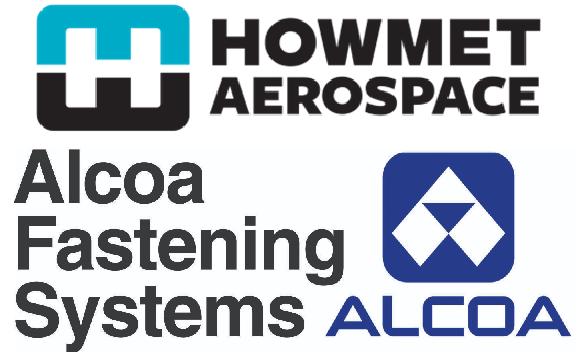 HOWMET  AEROSPACE INC. (ALCOA FASTENING SYSTEMS, ALCOA)