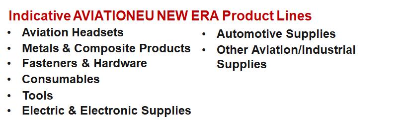 NEW ERA Product Lines